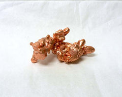 "Small Bulk Sculptured Copper - 1"" to 3"" size"