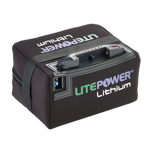 LitePower Extended Range Lithium Battery & Charger