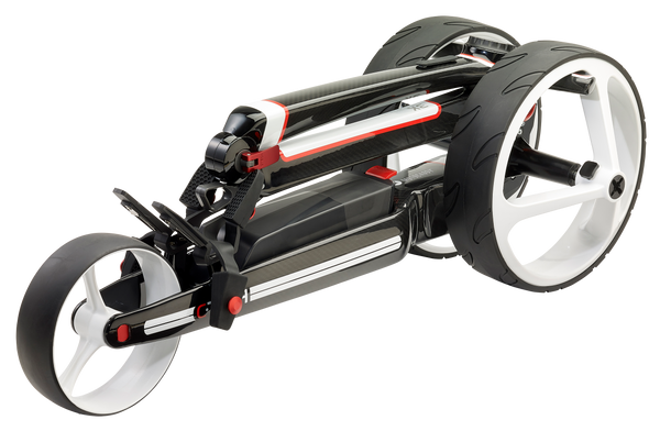 Motocaddy C-TECH Electric Trolley