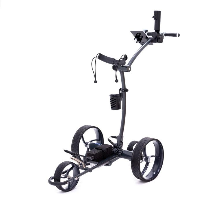 2021 Cart-Tek GRi-1500Li V2 REMOTE w/ Active Steering (GRAPHITE)