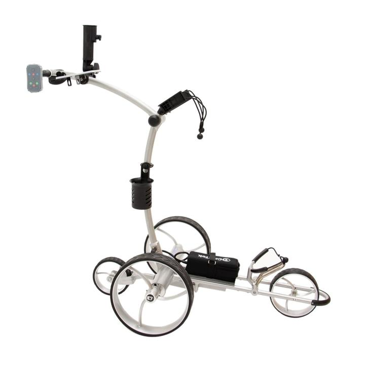 2021 Cart-Tek GRi-1500Li V2 REMOTE w/ Active Steering (SILVER) *PRE-ORDER* See availability date