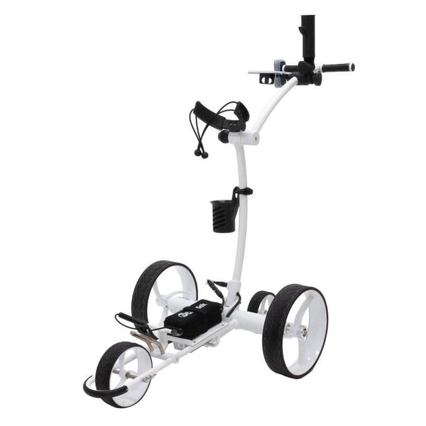 2021 Cart-Tek GRi-1500Li V2 REMOTE w/ Active Steering (WHITE) *PRE-ORDER* See availability date