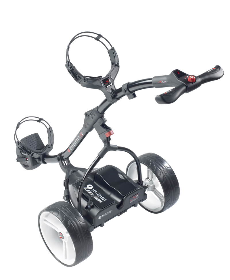 Motocaddy Height Extender