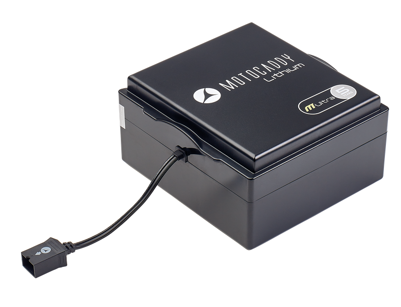 M-Series 12V Lithium Battery & Charger (ULTRA)