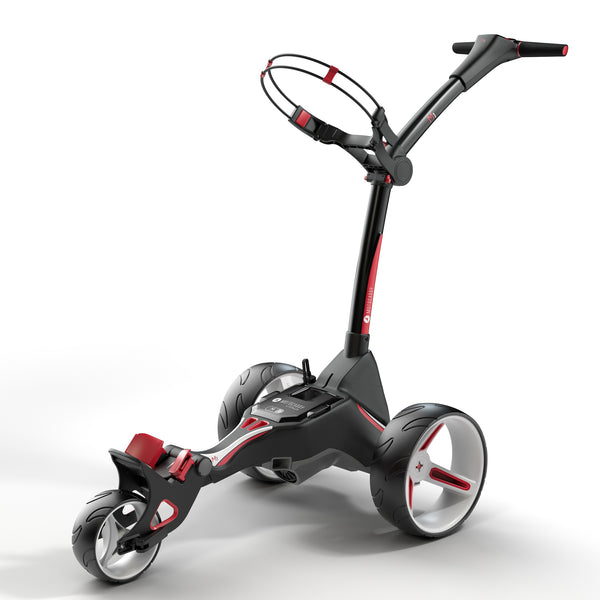 New! 2018 - Motocaddy M1 Electric Trolley