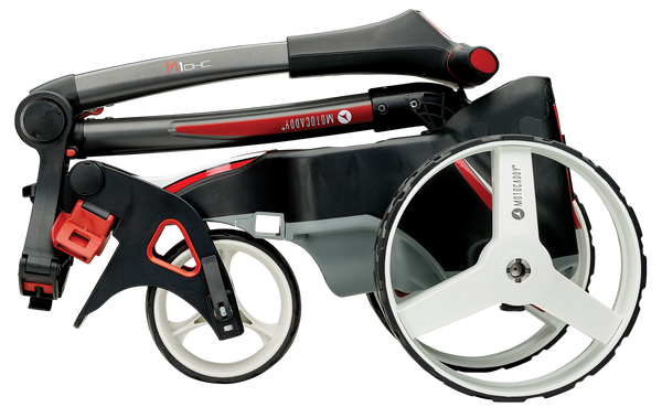 Motocaddy M1 DHC Electric Trolley