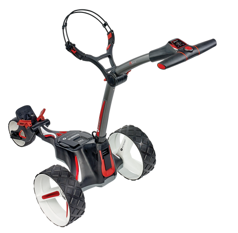 NEW! 2018 - Motocaddy M1 DHC Electric Trolley