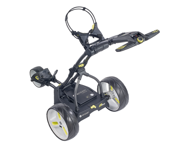 M1 Pro DHC Compact Lithium Electric Trolley w/ E-Brake