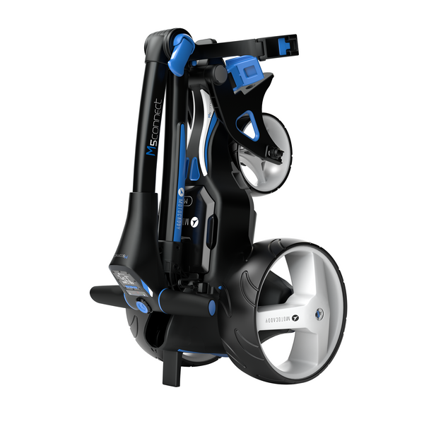 New! 2018 - Motocaddy M5 CONNECT Electric Trolley