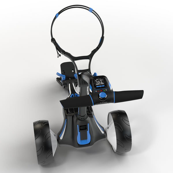 New! 2018 - Motocaddy M5 CONNECT DHC  Electric Trolley