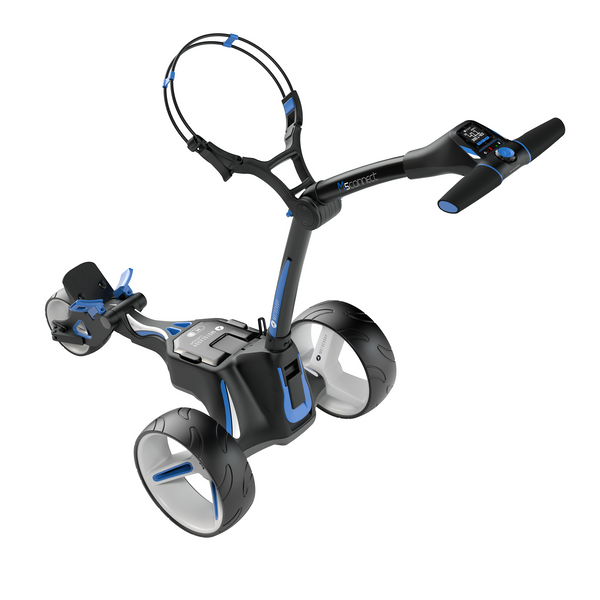 2019 - Motocaddy M5 CONNECT DHC  Electric Trolley