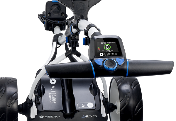S3 PRO Lithium Electric Trolley