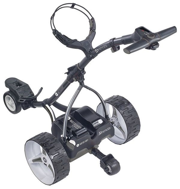 Motocaddy S7 REMOTE Electric Trolley (Gunmetal Grey) ***PRE-ORDER - SEE AVAILABILITY DATE***