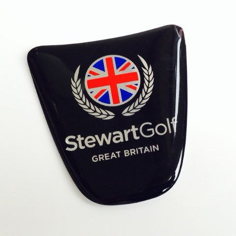 Stewart Golf  Handle Badge (X-Series)