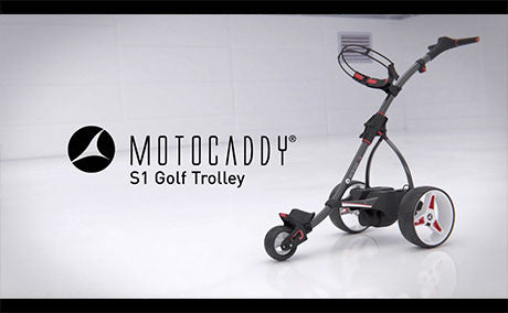 Motocaddy S1 Golf Trolley