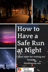 Running at Night Tips & Hacks