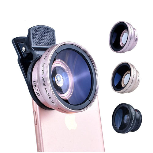 2 in 1 Phone Lens - Optiie