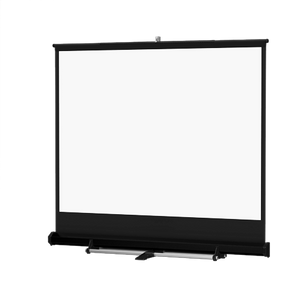 10′ Floor Model Cradle Screen – Front Projection (10×10′)