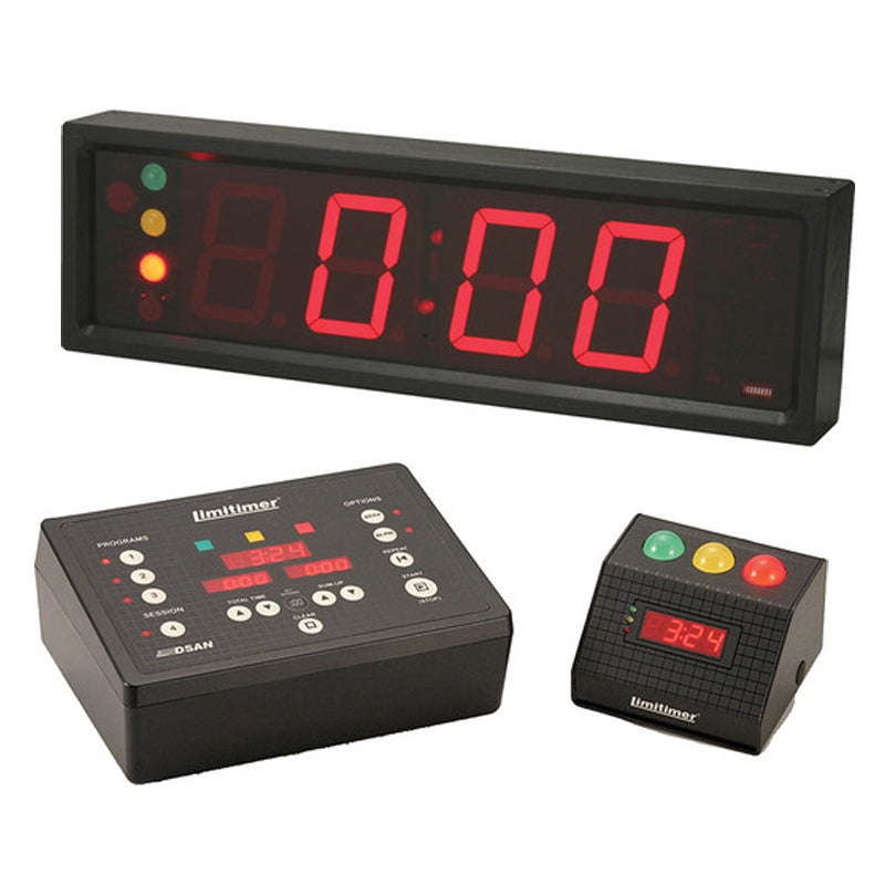 D'San Speaker Timer with Large LED Display & Lectern Light