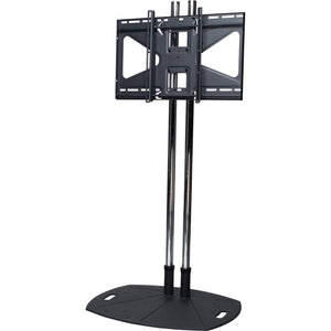 Universal Dual Pole Monitor Stand - 72""
