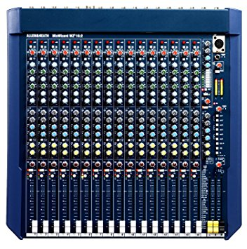 Allen & Heath MixWizard 3 (16 XLR inputs)