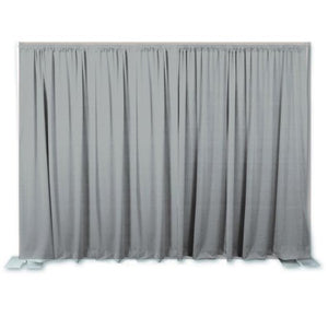 Production Drape - Grey
