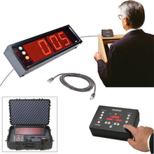 Load image into Gallery viewer, D'San Speaker Timer with Large LED Display & Lectern Light