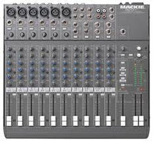 Load image into Gallery viewer, Mackie 1402 14 Channel Mixer (6 XLR inputs)