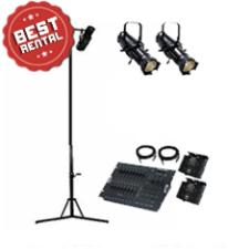 Small Stage Lighting Package