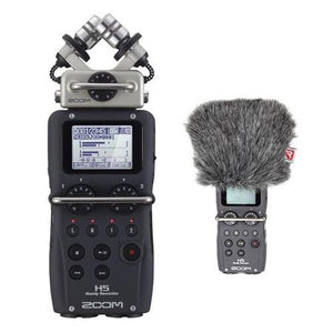Zoom H5 4-Track Portable Digital Recorder