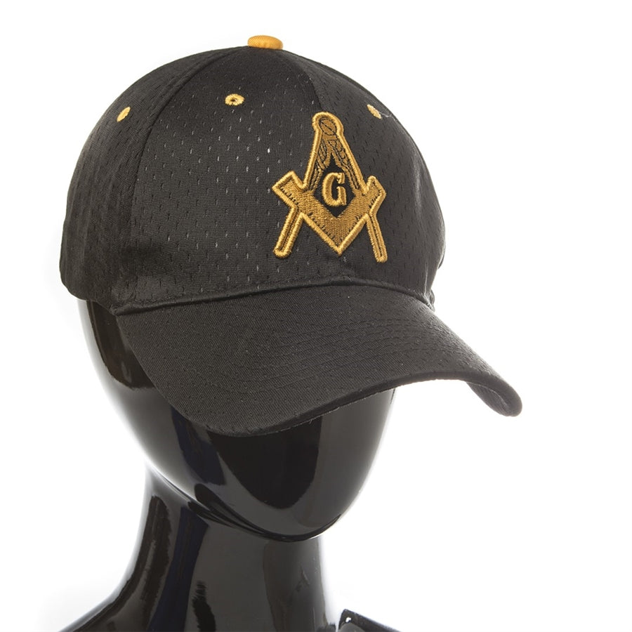 Mason Compass & Square Flex Fit Hat