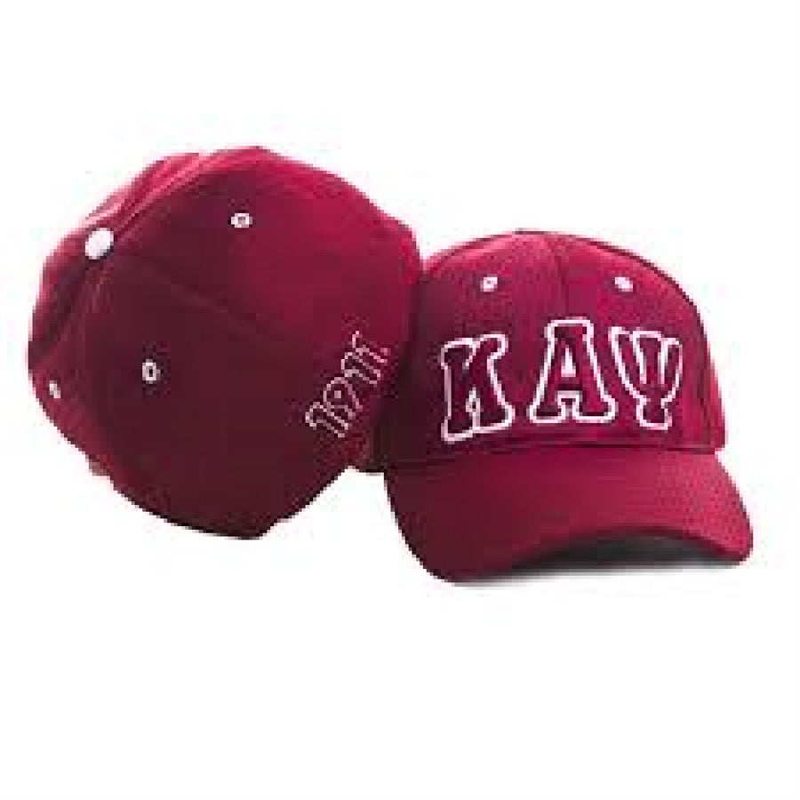 Kappa Alpha Psi 3 Letter Flex Fit Hat