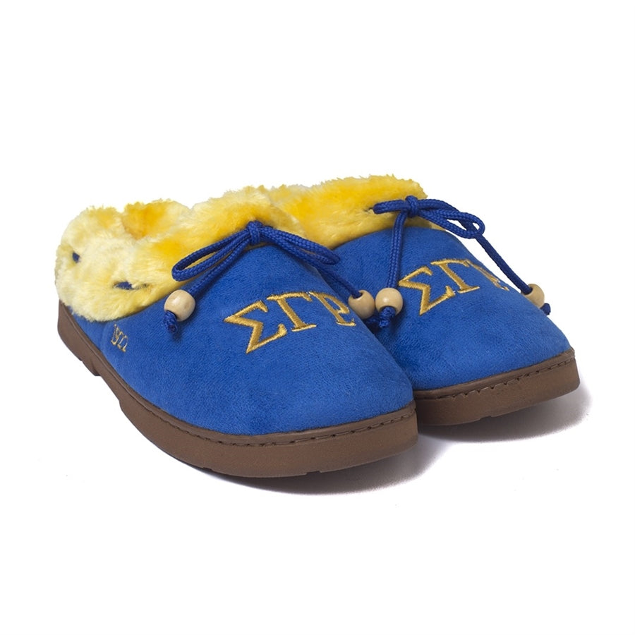 Cozy Slippers- Sigma Gamma Rho