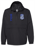 Sigma Anorak Pullover Hooded Jacket - Phi Beta Sigma