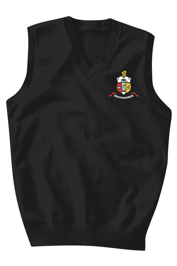 Kappa V-Neck Sweater Vest - Kappa Alpha Psi