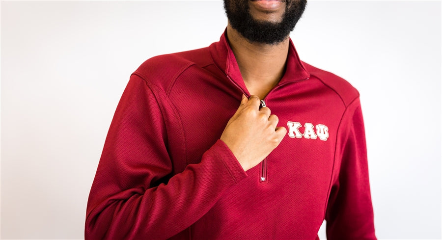 Kappa Alpha Psi Nike 1/2 Zip