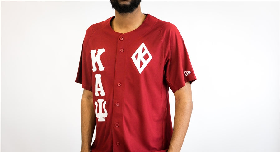 Kappa Diamond Baseball Jersey - Kappa Alpha Psi