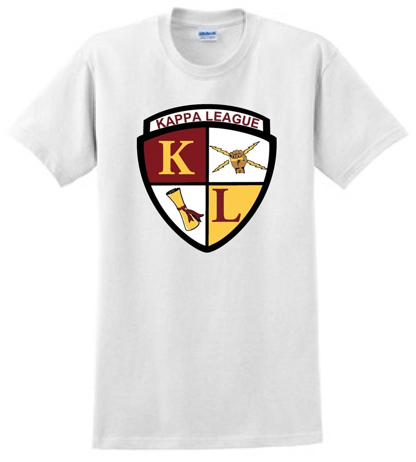 Kappa League Crest T-Shirt  - Kappa Alpha Psi