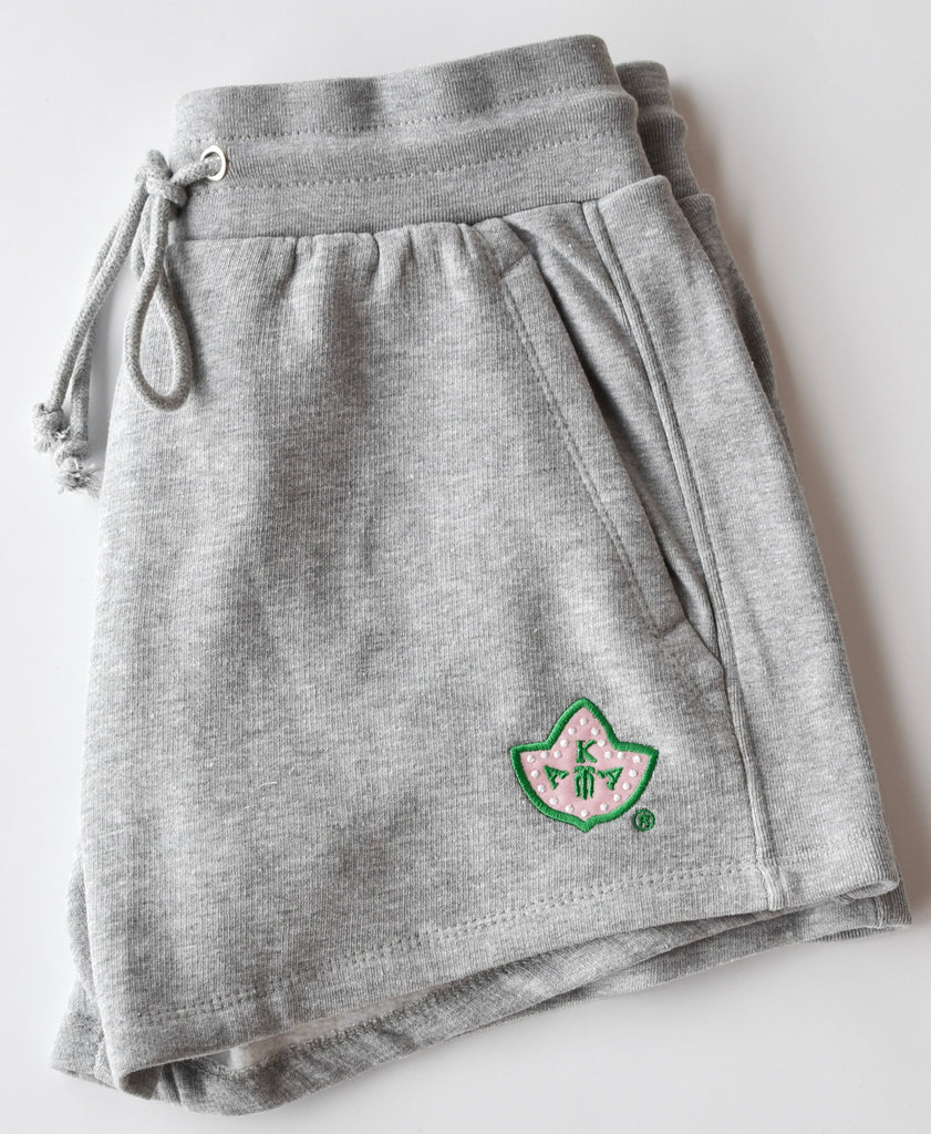 Alpha Kappa Alpha Ivy Fleece Shorts
