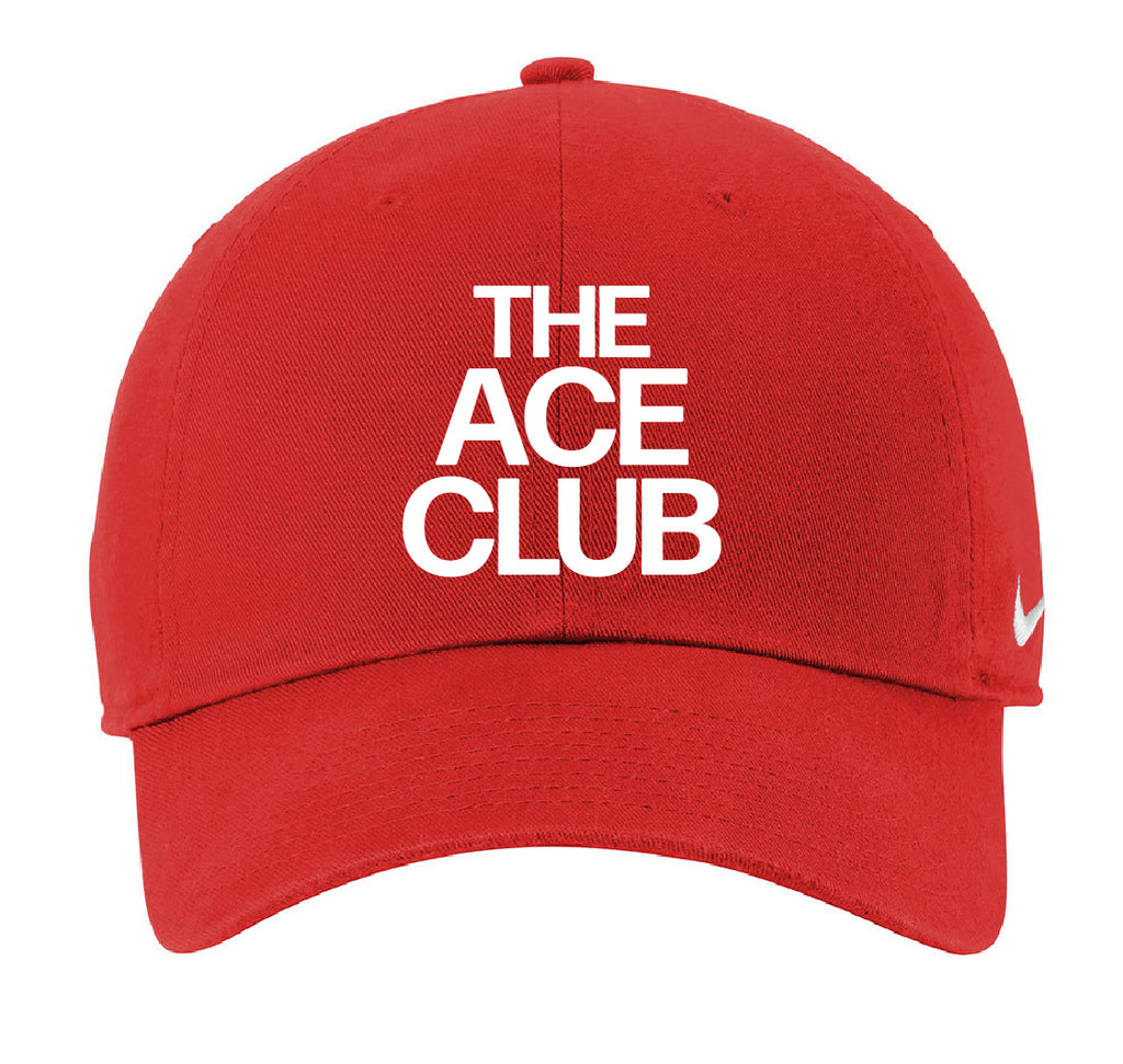Delta Club Series Nike Hat (Embroidered) - Delta Sigma Theta