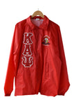 Kappa Greek Lettered Crossing Line Jacket - Kappa Alpha Psi