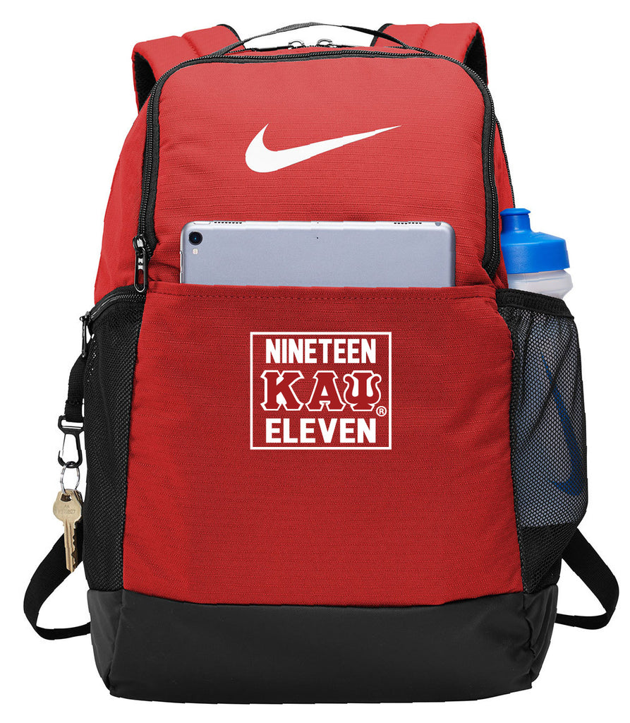Kappa Alpha Psi Nike Stamp Backpack