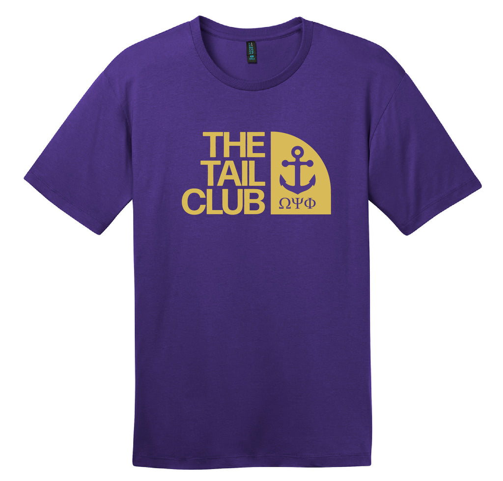 Omega Club Series T-Shirt - Omega Psi Phi
