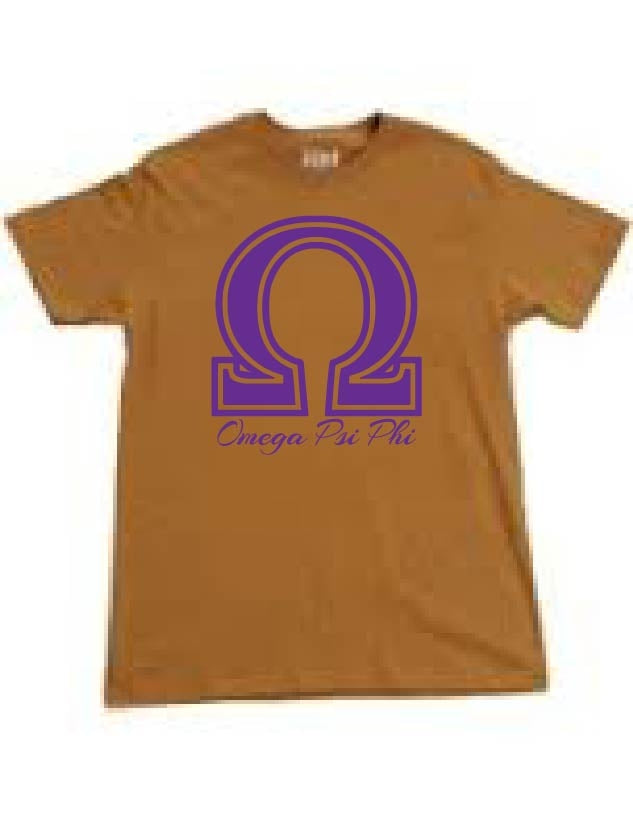 Omega Psi Phi Fraternity, Inc. - Big Omega T-Shirt