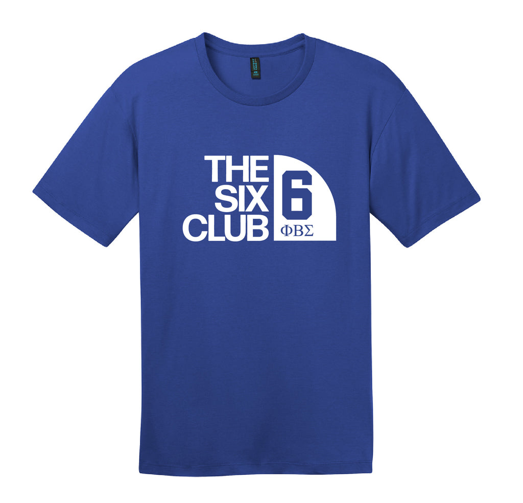 Sigma Club Series T-Shirt - Phi Beta Sigma