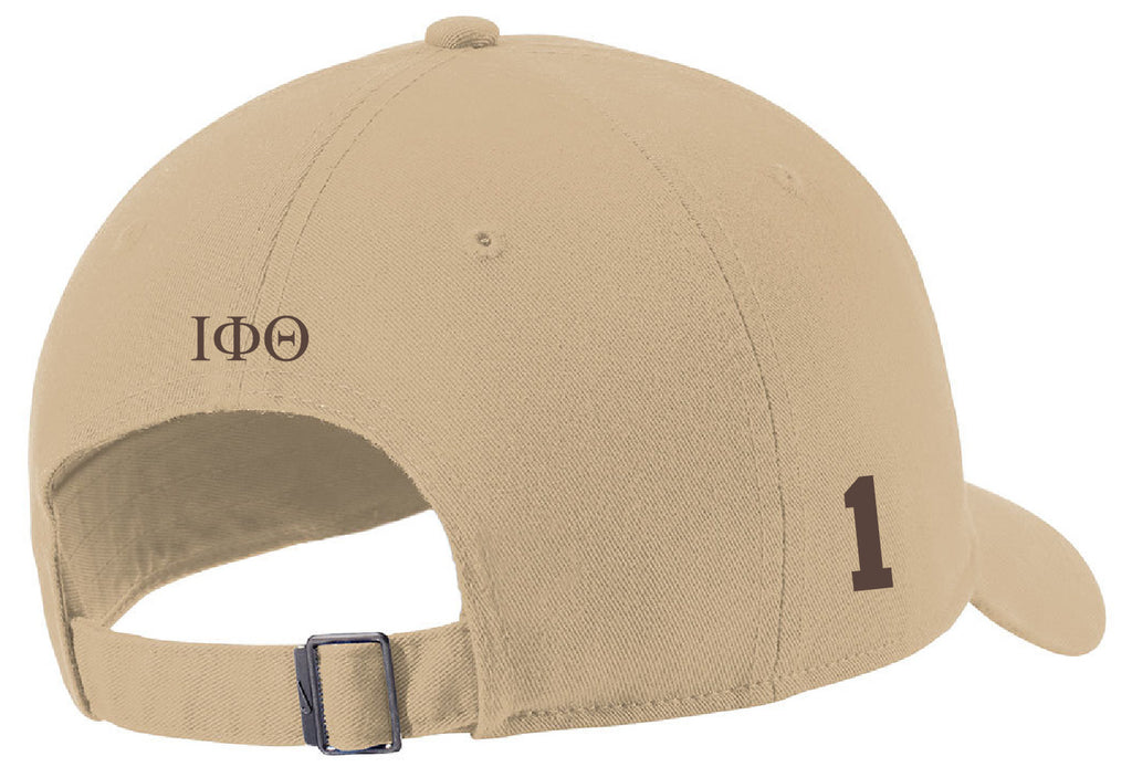 Iota Club Series Nike Hat (Embroidered) - Iota Phi Theta