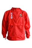 Kappa Champion Anorak Pullover Hooded Jacket - Kappa Alpha Psi