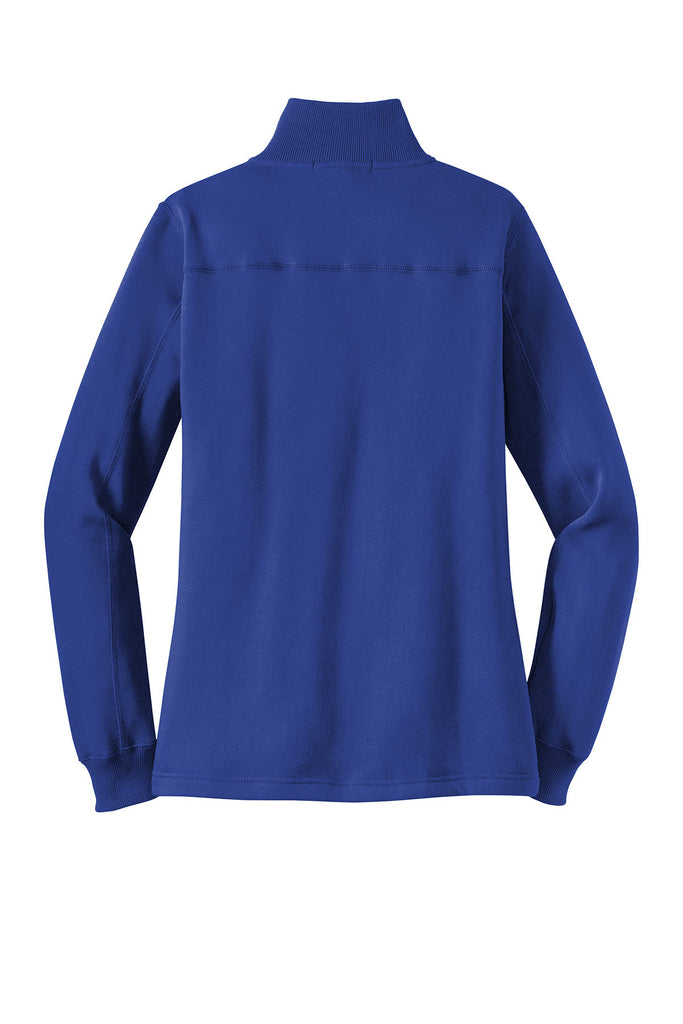 Sigma Gamma Rho Crown Quarter Zip Pullover