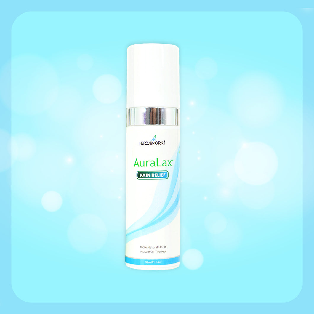 Auralax Pain Relief Spray
