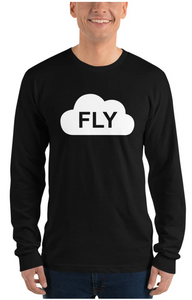 Aviation themed long sleeve shirts